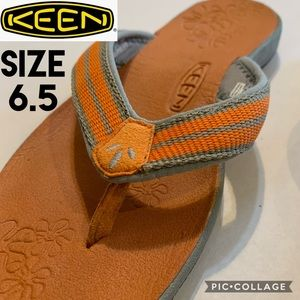 KEEN Women's Kona Hiking Flip Flops Sandals 6.5